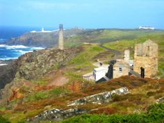 LEVANT | western Cornwall: Disused tin mine ✫ღ⊰n