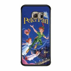 Peter Pan Walt Disney Samsung Galaxy S6 Edge Case