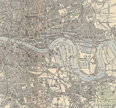 victoriana map