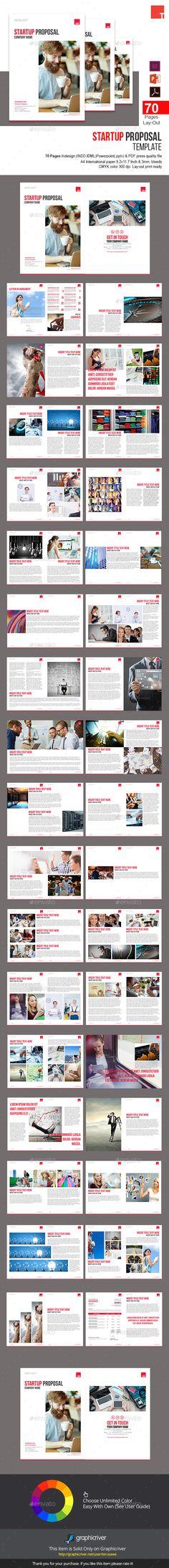 Clean Modern Corporate Website Design Proposal  Proposals