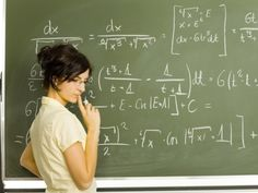 Mathematics Teacher - introduce students to the power and beauty of mathematics in elementary, junior high, or high school mathematics courses. Math Teacher, Teaching Math, Kindergarten Math, Math Major, Learning Theory, Math Books, Education Quotes For Teachers, Science Education, Homeschool Math