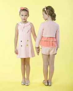 Gg Young Fashion, Boy Fashion, Moda Blog, Sewing For Kids, Summer Girls, Kids And Parenting, Pretty Dresses, To My Daughter, Little Girls