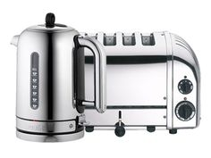 Dualit Classic Toaster & Kettle