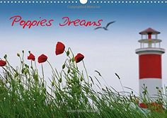 Poppies Dreams (Wall Calendar 2016 DIN A3 Landscape): Who does not think of summer heat when he hears the word poppies. This diary is held in the ... calendar, 14 pages) (Calvendo Nature) von Tanja Riedel http://www.amazon.de/dp/1325058572/ref=cm_sw_r_pi_dp_sSIzvb1087GSM