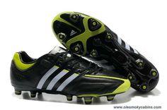 the best attitude c3d40 72d62 New Black-Running White-Slime Adidas Adipure 11Pro TRX FG Nike Football,  Football