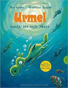 Urmel taucht ins tiefe Meer: Amazon.de: Max Kruse, Günther Jakobs, Erich Hölle: Bücher