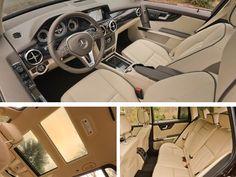 2013 Mercedes-Benz GLK250 BlueTec Diesel Test –Review – Car and Driver