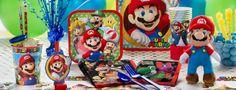 Ma boite à fête - Mario Bros - Castello   Jeux et Jouets