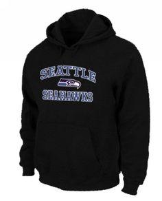Seahawks Bobby Wagner jersey Seattle Seahawks Heart & Soul Pullover Hoodie Black 49ers NaVorro Bowman 53 jersey Jaguars Allen Robinson jersey