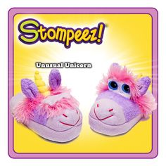 Stompeez Kids Slippers Review Giveaway!   Photo