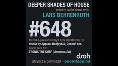 Deeper Shades Of House 684 w/ exclusive guest mix by SLOTTA (Deeper Shades Rec. Deep House Music, Le Club, Jazz Artists, Record Company, Google Play Music, Artist Album, Music Publishing, Music Songs, Shades