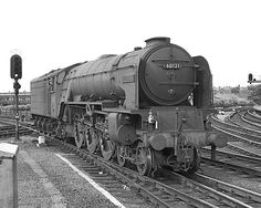 BR (LNER)  Peppercorn A1 class  Pacific (4-6-2) No 60121 'Silurian'