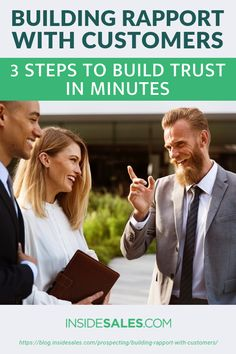In the world of sales, building rapport with customers needs solid pre-sales research. Learn the three-step process to build trust with customers. Trust And Loyalty, What Is Marketing, Sales Techniques, Crm System, Trust Quotes, Customer Relationship Management, Sales Tips, Insurance Marketing, The More You Know