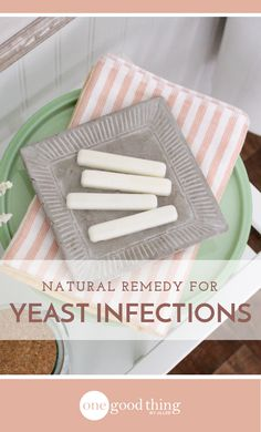 Yeast infections are the worst, but there's an easy way to soothe the pain! Learn how to use natural oils to make a soothing natural remedy.