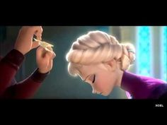 Jack Frost and Elsa - Better Than I Know Myself