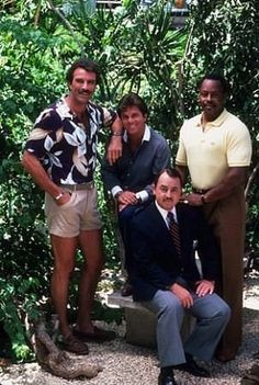 Greatest Television show EVER !Magnum, P.I. (1980–1988)