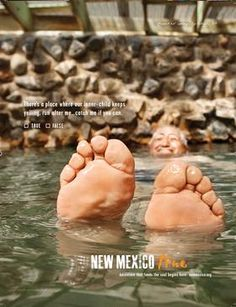 #NewMexicoTRUE - Tourism Campaign Article