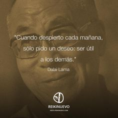 Dalai Lama: Ser útil a los demás http://reikinuevo.com/dalai-lama-ser-util-a-los-demas/