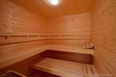 Beautiful #sauna. Would love to #relax here after a day of work- wouldn't you?