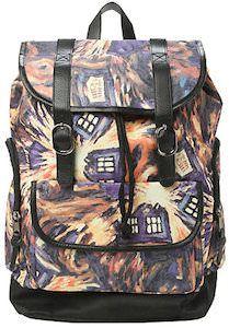 doctor who backpack - Google-haku