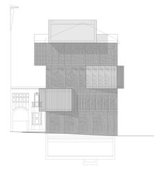 Tchoban Foundation - Museum for achitectural drawing.