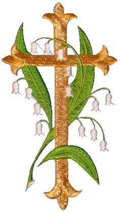 12 Pcs  Set Orthodox Church Crosses for Liturgic Vestments