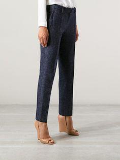 Women - All - Forte Forte 'My Pants' Herringbone Trouser - Bernardelli Online