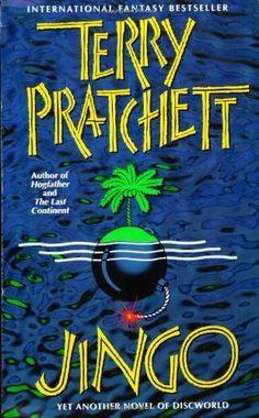 Jingo by Terry Pratchett, http://www.amazon.com/dp/0061059064/ref=cm_sw_r_pi_dp_WlbBrb07JF5QD