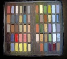 """""""Best pastel set for painting the southwest"""" according to Karen Margulis."""