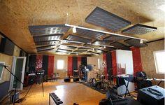 recording booth - Jocavi Acoustic Panels