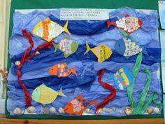 ΝΗΠΙΑΓΩΓΟΣ Mοστάκη Μαίρη: Σχέδιο εργασίας: Η Θάλασσα Summer School, Blog, Blogging