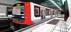 Pregopontocom Tudo: Lyon apresenta projeto dos futuros trens do Metrô
