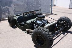 "awesome Rat Rods jeep rat - KillBillet.com ""The Rat Rod Forum Dedicated to fun, low budget, tradi..."