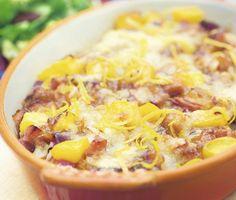 Recept: Sej under citron- och chutneytäcke