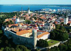 Tallinn, Estonia | 2018-07-17~18