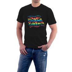 T Shirts Uk, Great T Shirts, Uk Flag, Union Jack, Gay Pride, New Shoes, Order Prints, Hoodies, Tees