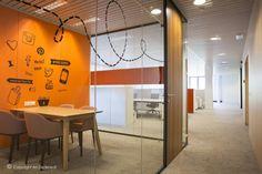 Veritas Belgian Headquarters. Awesome Office Design.