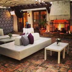 Must have a golf break, fireside @ The Crosby Club in Rancho Santa Fe - beautiful.