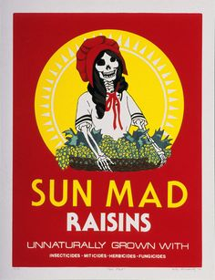 Sun Mad Raisins