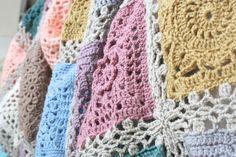 Cherry Heart: Blog: Sampler Blanket