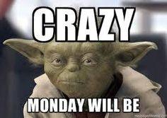 Yoda Monday Meme
