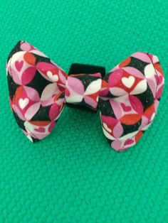 Valentine's Day Pet Bow Tie Valentine's Day by AnotherFRcreation