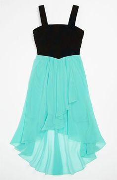 Roxette High/Low Dress (Little Girls & Big Girls) available at #Nordstrom
