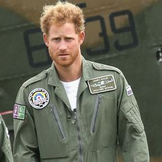 Pin for Later: The Rugged Look Really Suits Prince Harry