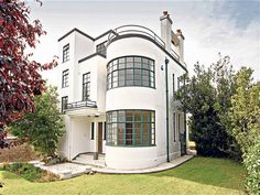 Five bedroomed art deco house in Roedean Brighton East Sussex