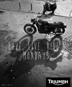 Ride Mondays