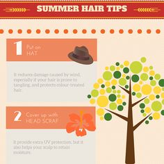 Summer Women Hair care Tips.  #haircaretips #summer2015