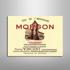 Jean-Jacques Vincent 2011 Morgon Charmes, Beaujolais, France ($22)