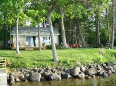 9. This cozy 2-bedroom retreat on Mille Lacs is perfect for quick getaway! Check…