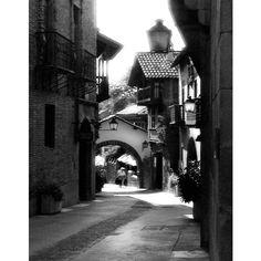 Spanish Village ❤ liked on Polyvore